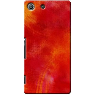 Saledart Designer Mobile Back Cover For Sony Xperia M5 E5603 Sxm5Kaa419 SXM5KAA419