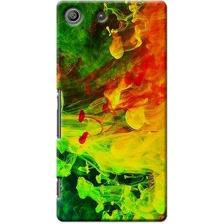 Saledart Designer Mobile Back Cover For Sony Xperia M5 E5603 Sxm5Kaa421 SXM5KAA421