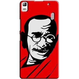 Saledart Designer Mobile Back Cover For Lenovo A7000 La7000Gj17 LA7000GJ17