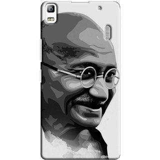 Saledart Designer Mobile Back Cover For Lenovo A7000 La7000Gj2 LA7000GJ2