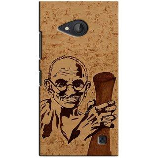 Saledart Designer Mobile Back Cover For Microsoft Nokia Lumia 730 Nl730Gj13 NL730GJ13