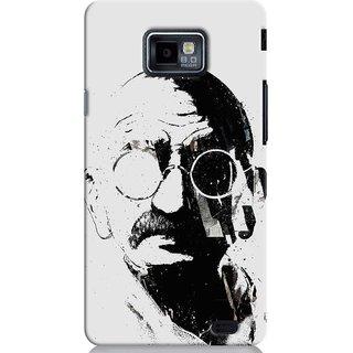Saledart Designer Mobile Back Cover For Samsung Galaxy S2 Ii I9100 Sgs2Gj18 SGS2GJ18
