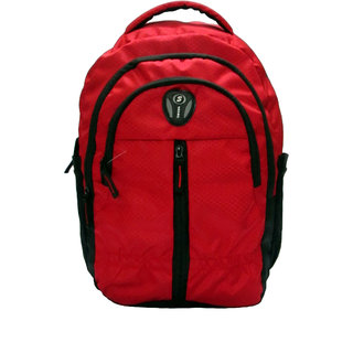 Indo 16 Inch Red Laptop Backpack