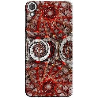 Saledart Designer Mobile Back Cover For Htc Desire 820 Htc820Kaa135 HTC820KAA135