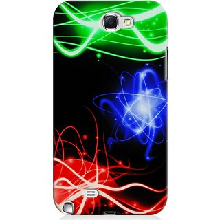 Saledart Designer Mobile Back Cover For Samsung Galaxy Note 2 Ii N7100 Sgnote2Kaa136 SGNOTE2KAA136