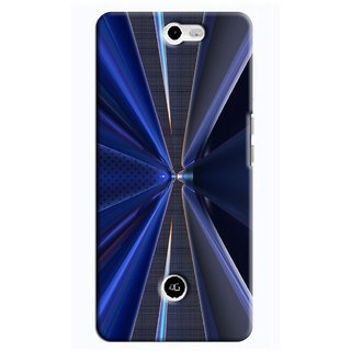 Saledart Designer Mobile Back Cover For Infocus M812 Ifm812Kaa162 IFM812KAA162