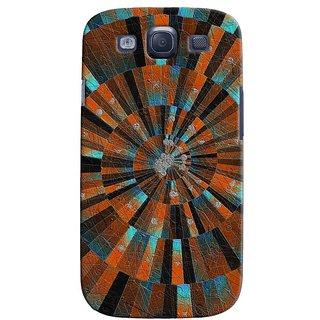 Saledart Designer Mobile Back Cover For Samsung Galaxy S3 Iii I9300 Sgs3Kaa163 SGS3KAA163