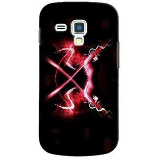 Saledart Designer Mobile Back Cover For Samsung Galaxy S3 Iii Mini I8190 I8190N Sgs3Mkaa160 SGS3MKAA160