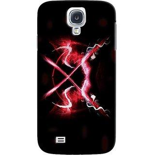 Saledart Designer Mobile Back Cover For Samsung Galaxy S4 I9500 Sgs4Kaa160 SGS4KAA160
