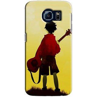 Saledart Designer Mobile Back Cover For Samsung Galaxy S6 G920 Sgs6Kaa169 SGS6KAA169
