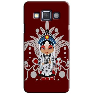 Saledart Designer Mobile Back Cover For Samsung Galaxy A3 Sga3Kaa222 SGA3KAA222