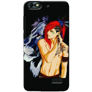 Saledart Designer Mobile Back Cover For Huawei Honor 4C Hh4Ckaa228 HH4CKAA228