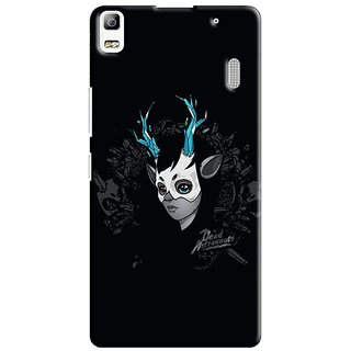 Saledart Designer Mobile Back Cover For Lenovo A7000 La7000Kaa230 LA7000KAA230