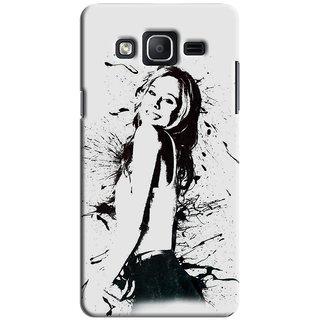 Saledart Designer Mobile Back Cover For Samsung Galaxy On5 G550 Sgon5Kaa229 SGON5KAA229