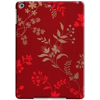 Saledart Designer Mobile Back Cover For  Ipad Air (Ipad 5) Aipd5Kaa246 AIPD5KAA246