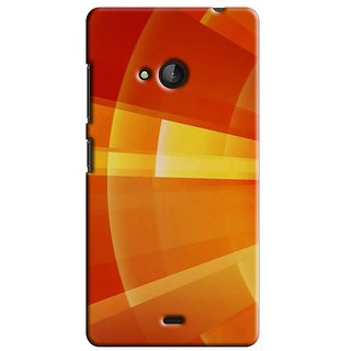 Saledart Designer Mobile Back Cover For Microsoft Nokia Lumia 540 Nl540Kaa244 NL540KAA244