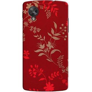 Saledart Designer Mobile Back Cover For Google Lg Nexus 5 Gnx5Kaa246 GNX5KAA246