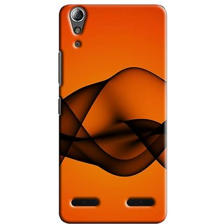 Saledart Designer Mobile Back Cover For Lenovo A6000 Plus La6000Pkaa245 LA6000PKAA245