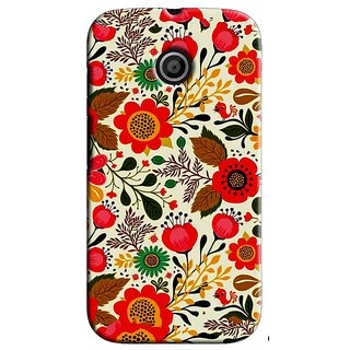 Saledart Designer Mobile Back Cover For Motorola Moto E Motoekaa25 MOTOEKAA25