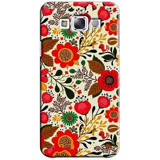 Saledart Designer Mobile Back Cover For Samsung Galaxy E7 Sge7Kaa25 SGE7KAA25