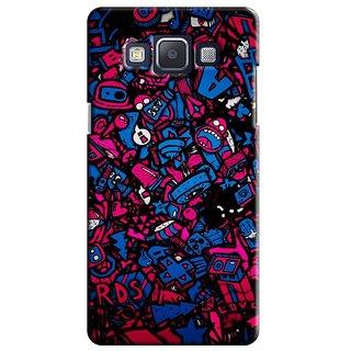 Saledart Designer Mobile Back Cover For Samsung Galaxy A5 Sga5Kaa253 SGA5KAA253