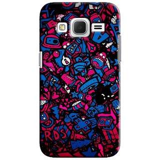 Saledart Designer Mobile Back Cover For Samsung Galaxy Core Prime G3608 Sgcorepkaa253 SGCOREPKAA253