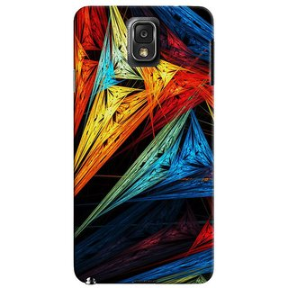 Saledart Designer Mobile Back Cover For Samsung Galaxy Note 3 N9000 N9002 N9005 Sgnote3Kaa251 SGNOTE3KAA251