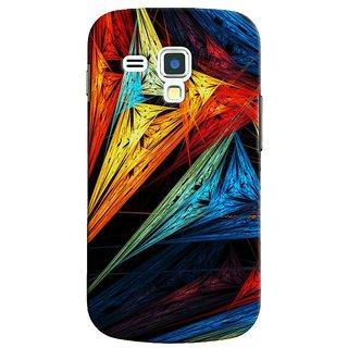 Saledart Designer Mobile Back Cover For Samsung Galaxy S3 Iii Mini I8190 I8190N Sgs3Mkaa251 SGS3MKAA251