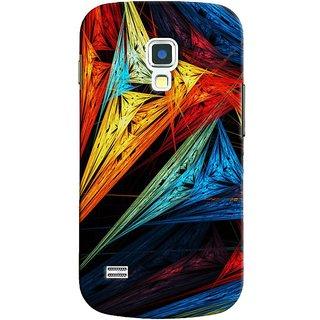 Saledart Designer Mobile Back Cover For Samsung Galaxy S4 Mini I9190 I9190 Sgs4Mkaa251 SGS4MKAA251