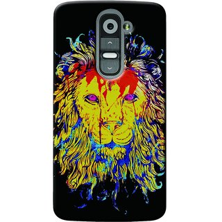 Saledart Designer Mobile Back Cover For Lg G2 Lgg2Kaa259 LGG2KAA259