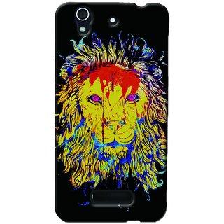 Saledart Designer Mobile Back Cover For Micromax Yu Yuphoria Myuyukaa259 MYUYUKAA259