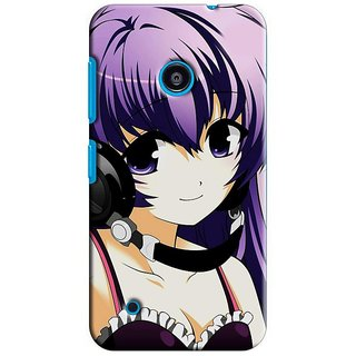 Saledart Designer Mobile Back Cover For Microsoft Nokia Lumia 530 Nl530Kaa256 NL530KAA256