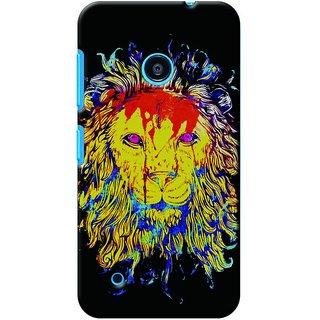 Saledart Designer Mobile Back Cover For Microsoft Nokia Lumia 530 Nl530Kaa259 NL530KAA259