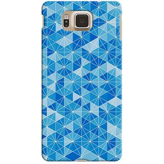Saledart Designer Mobile Back Cover For Samsung Galaxy Alpha G850 Sgalpkaa262 SGALPKAA262