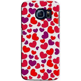 Saledart Designer Mobile Back Cover For Samsung Galaxy S6 Edge Sgs6Ekaa263 SGS6EKAA263