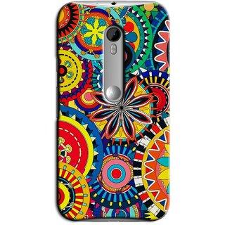 Saledart Designer Mobile Back Cover For Motorola Moto G3 (3Rd Gen) Motog3Kaa271 MOTOG3KAA271