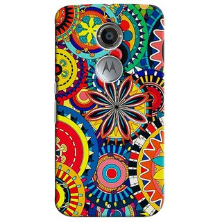 Saledart Designer Mobile Back Cover For Motorola Moto X2 (X 2Nd Gen) Motox2Kaa271 MOTOX2KAA271