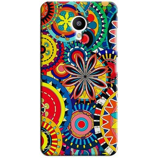 Saledart Designer Mobile Back Cover For Meizu M2 (Melian 2) Mzm2Kaa271 MZM2KAA271