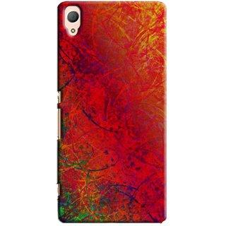Saledart Designer Mobile Back Cover For Sony Xperia Z3+ Plus Sxz3Pkaa272 SXZ3PKAA272