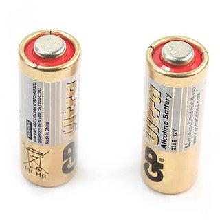 2 Pieces 23AE GP (Exp. JULY 2018) 12V Original Alkaline Battery