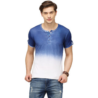 Blue Campus Sutra Men Online T Buy Shirt Royal Half Get Sleeve For nqXxxdTB7