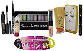 Adbeni Fashion Color Combo Makeup - (No of units 8)