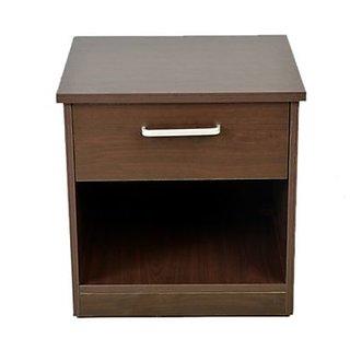 Hans Furnitures Side Table Walnut
