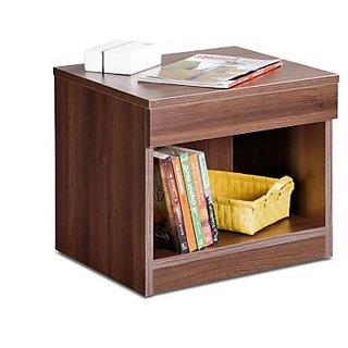 Hans Furnitures Bed Side Table Wenge