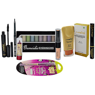 Adbeni Fashion Color Combo Makeup - (No of units 8)