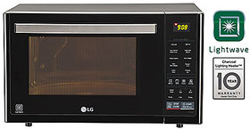 Lg Mj3296Bft 32 Litre Convection Black  Silver