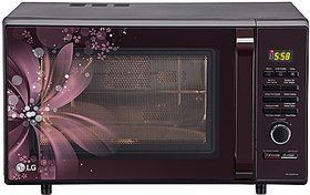 Lg Mc2886Brum 28 Litre Convection Red Floral