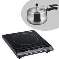 GL 3070 Ex + Alda 3 Ltr. Pressure Cooker