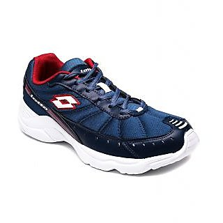 Lotto Mens Blue Running Shoes