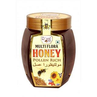 Multiflora Pollen Rich Honey 1 kg.